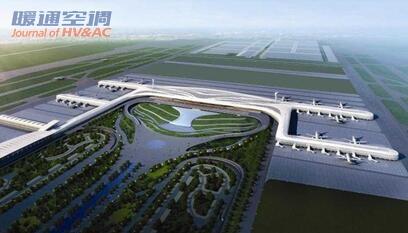 武汉天河机场T3开通,汇通华城助空调更高效.jpg