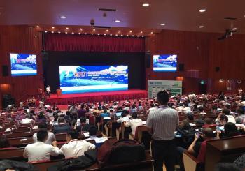汇通华城出席中国民用机场建设年度峰会