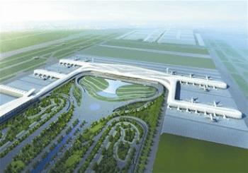 武汉天河机场T3开通,汇通华城助空调更节能