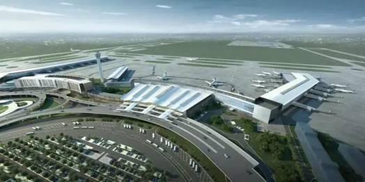 汇通华城为南京禄口国际机场定制绿色高效制冷行动方案